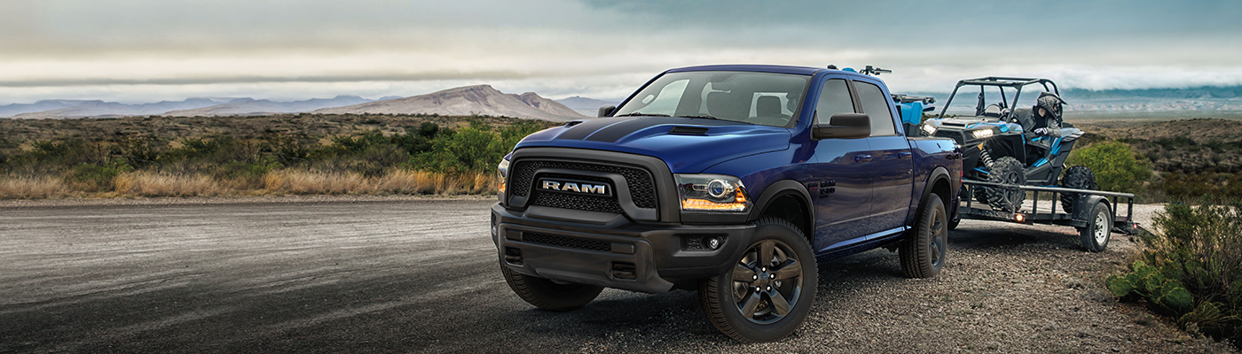 The new Ram 2019