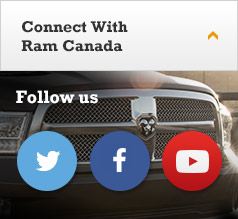 CONNECT WITH DODGE CANADA